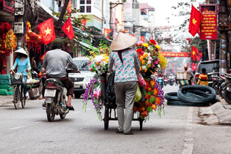 Hanoi Wietnam wakacje wycieczki ciekawe miejsca