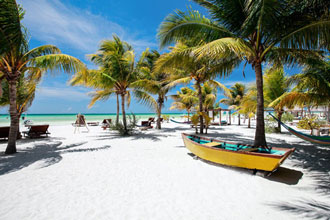 Holbox Meksyk wyspa wakacje wycieczki