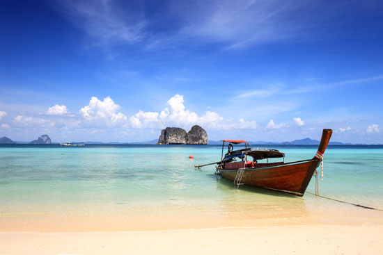 Tajlandia Koh Ngai