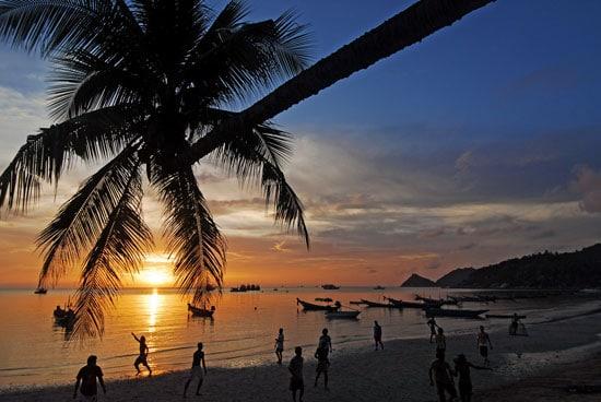 Tajlandia Koh Tao