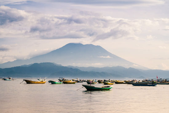 Indonezja Nusa Lembongan, Bali