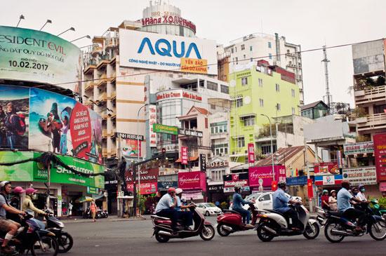 Sajgon, Wietnam