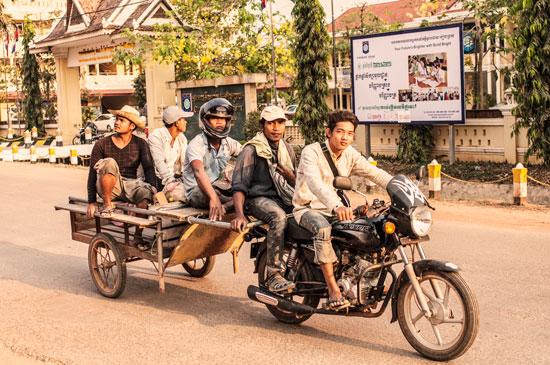 Kambodża Siem Reap