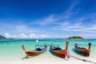 Tajlandia Koh Lipe rajska wyspa piękne plaże wakacje wycieczki wczasy egzotyczna podróż
