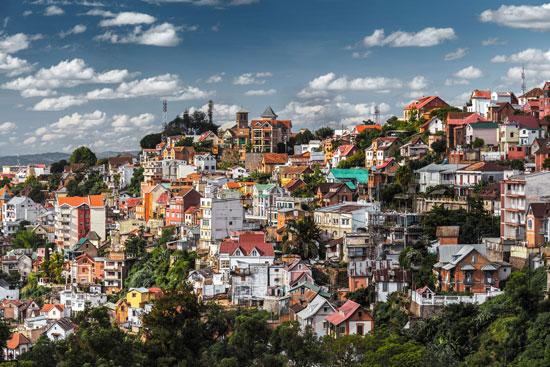 Antananarywa, Madagaskar