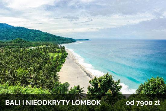 Bali i Nieodkryty Lombok