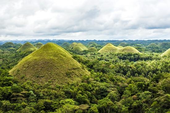 Filipiny, Bohol