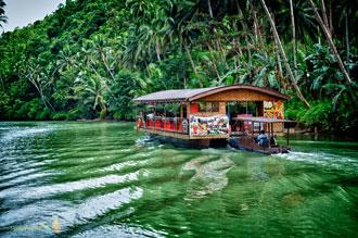 Loboc Filipiny wakacje wycieczki ciekawe miejsca