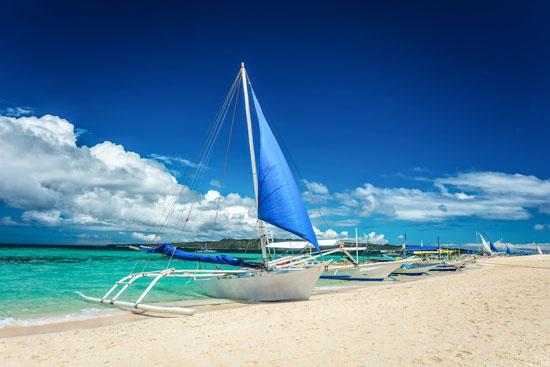 Filipiny, Boracay