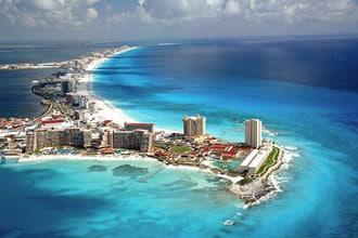 Cancun Meksyk wakacje wycieczki egzotyczna podroz najpiekniejsze ciekawe miejsca