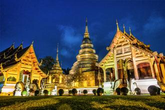 Chiang Mai Tajlandia wakacje wycieczki egzotyczna podroz najpiekniejsze plaze ciekawe miejsca
