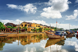 Hoi An Wietnam wakacje wycieczki ciekawe miejsca