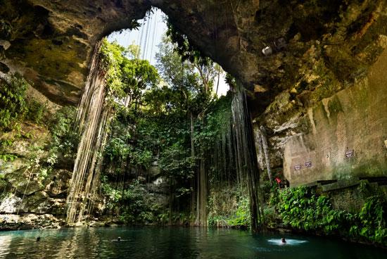 Meksyk, półwysep Jukatan