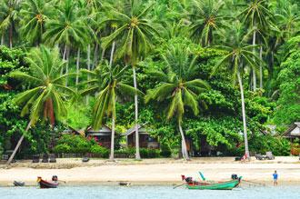 Koh Phangan Tajlandia wakacje wycieczki egzotyczna podroz najpiekniejsze plaze ciekawe miejsca