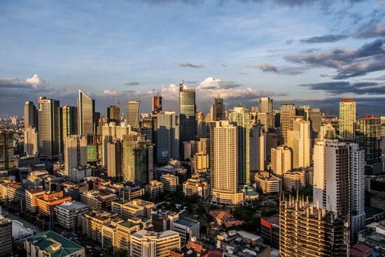 Filipiny, Manila Makati