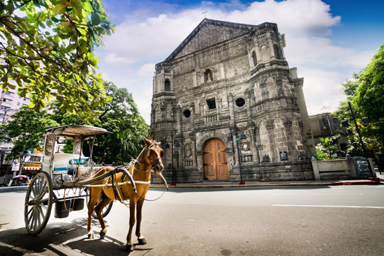 Filipiny, Manila