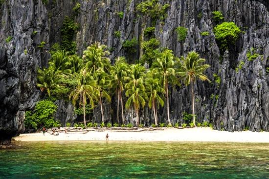 Filipiny, Palawan, El Nido