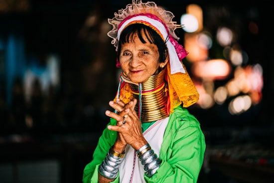 Chiangmai, Tajlandia