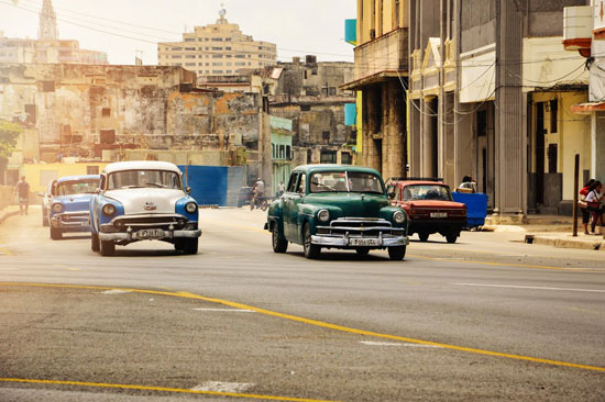 Kuba, Havana