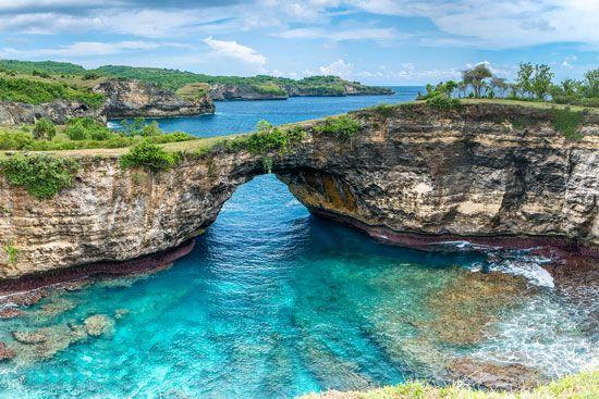 Nusa Penida, Indonezja