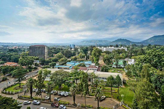 Arusha, Kenia