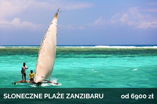 Słoneczne Plaże Zanzibaru