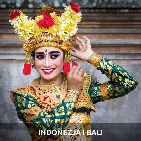 Indonezja i Bali