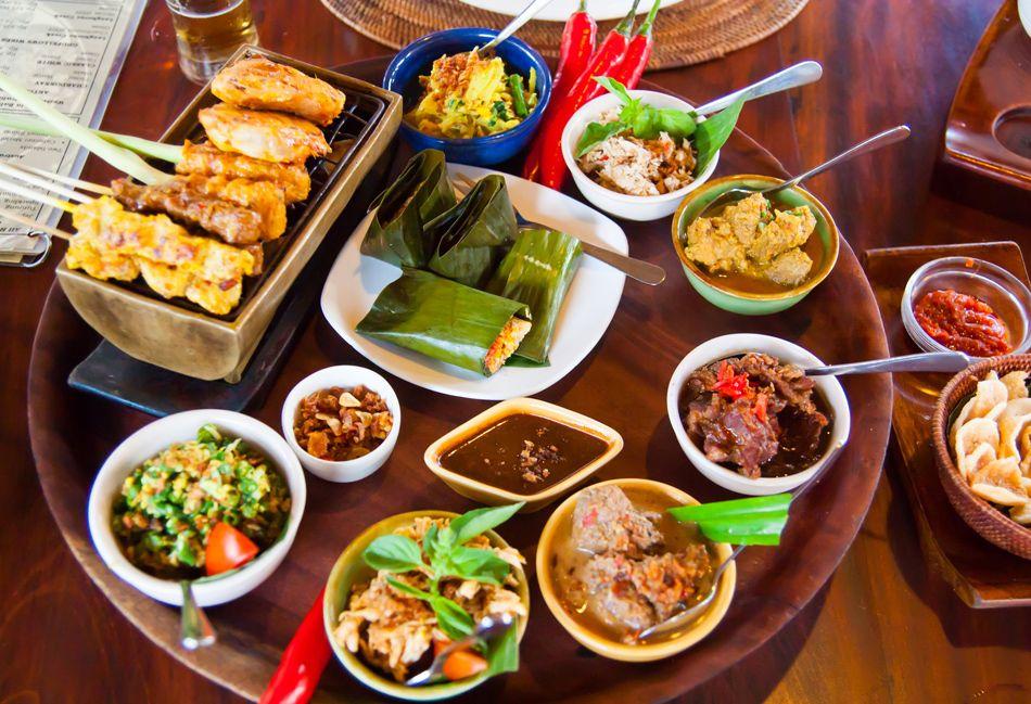 Indonezja-kuchnia