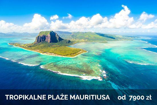 Tropikalne Plaże Mauritiusa
