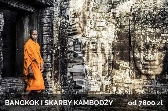 Bangkok i Skarby Kambodży