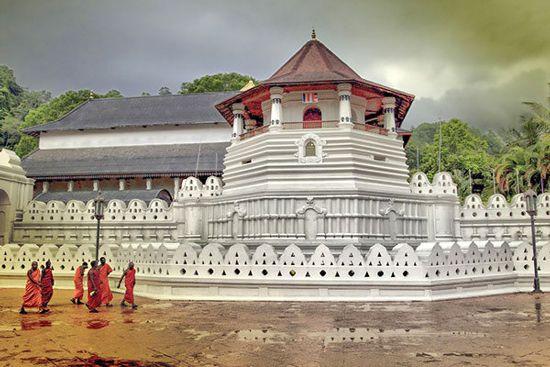 Sri Lanka, Kandy