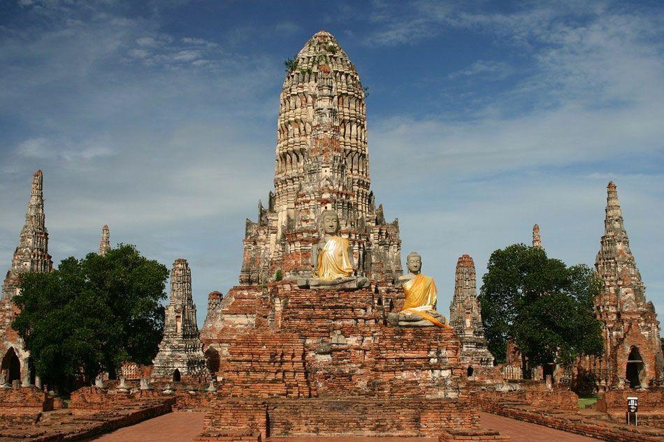 tajlandia-Ayutthaya
