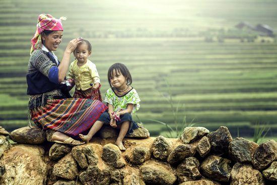 Sapa, Wietnam