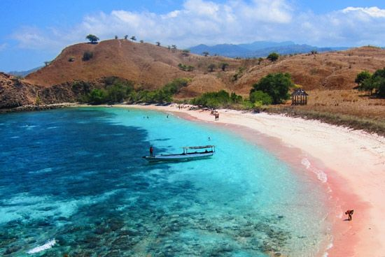 Komodo, Indonezja