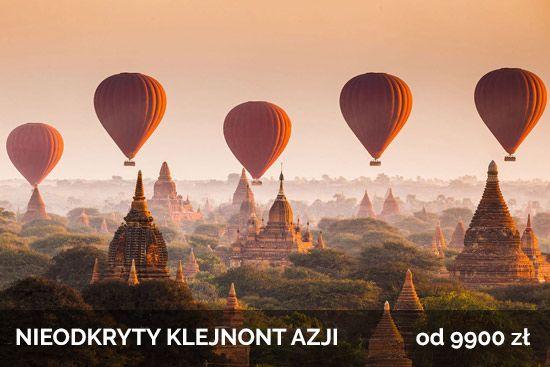 Birma, Nieodkryty klejnot Azji, Feel The Travel