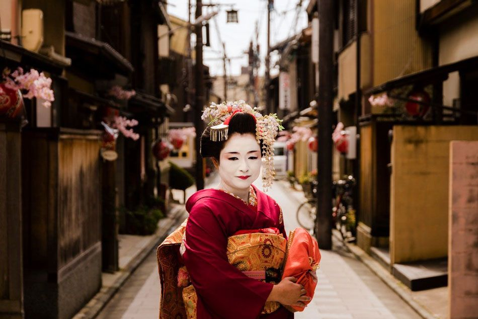 japonia-gejsza