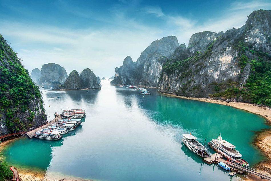 wietnam-halong
