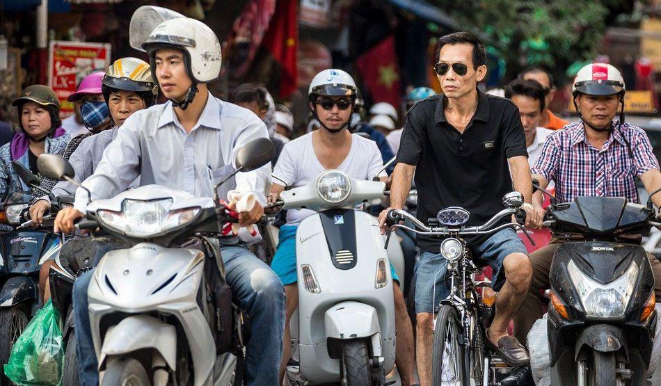 wietnam-skutery