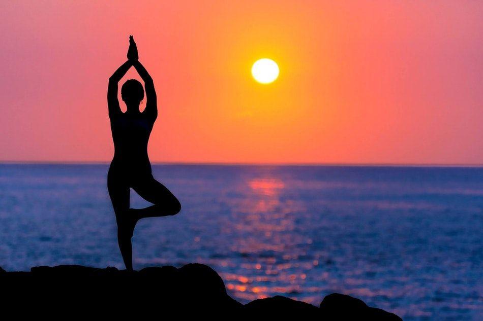 joga w podróży