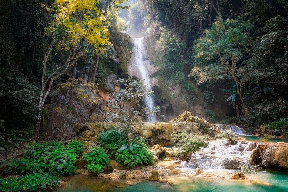 wczasy Laos