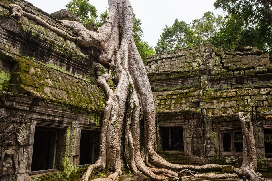wakacje w Kambodży