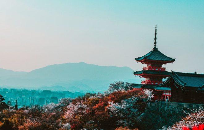 wakacje w Japonii