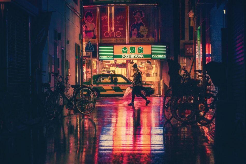 Atrakcje w Japonii
