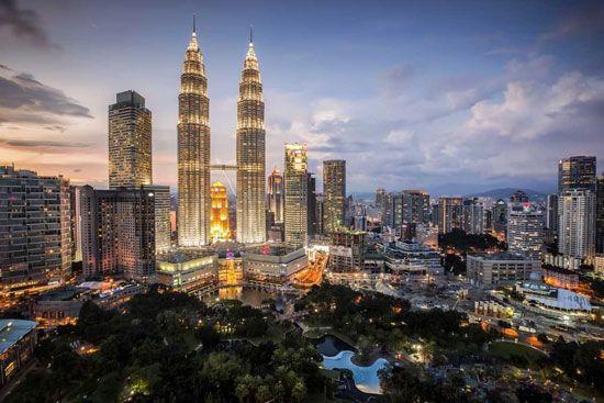 Malezja, Kuala Lumpur