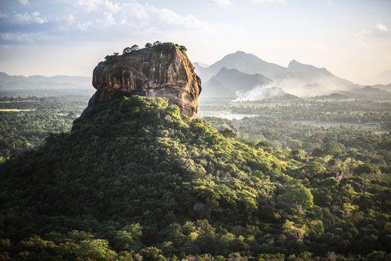 Sri Lanka, sigiriya
