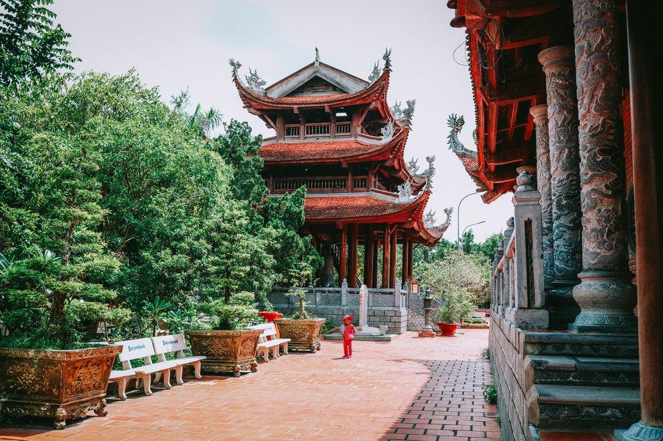 Zwiedzanie Wietnamu