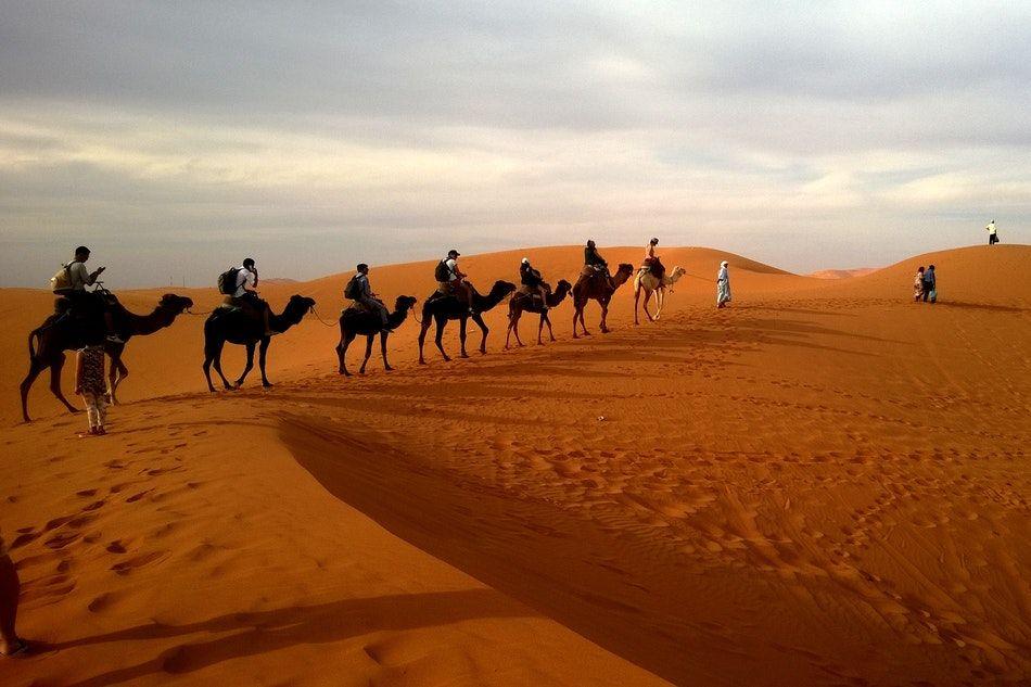 Urlop w Jordanii