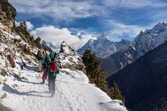 Nepal, himalaje