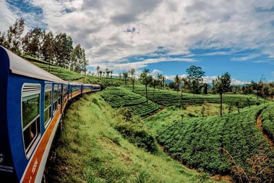 Sri Lanka, Nuwara Eliya