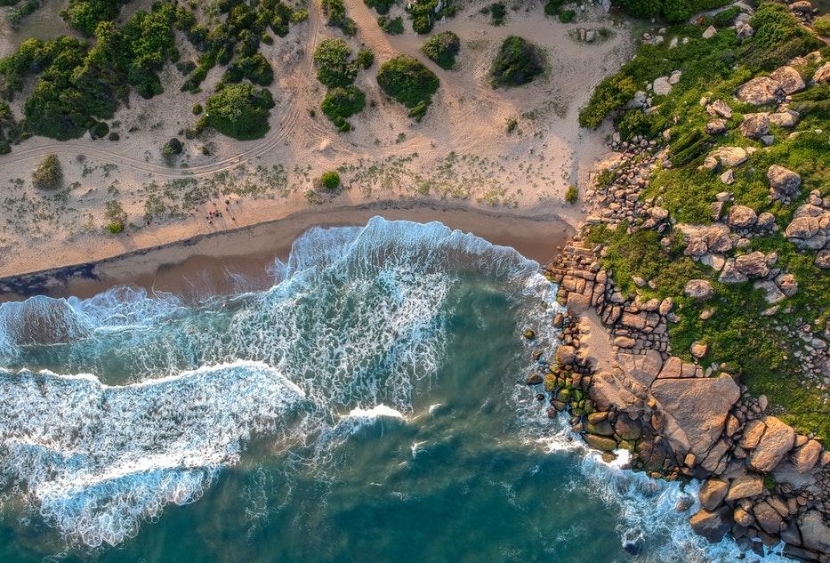 plaże Sri Lanka